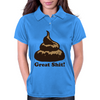 Great Shit! Womens Polo