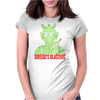 Greedo's Blasters Womens Fitted T-Shirt