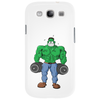 Green Bodybuilder 2 Phone Case