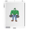 Green Bodybuilder 2 Tablet (vertical)
