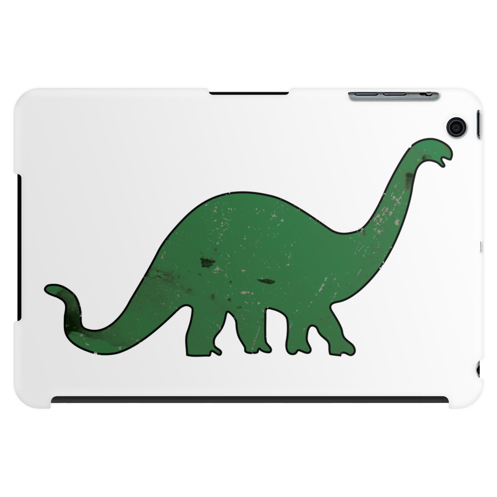 Green dino distressed version Tablet