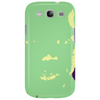 Green Face Phone Case