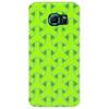 Green Geometric Pattern Phone Case
