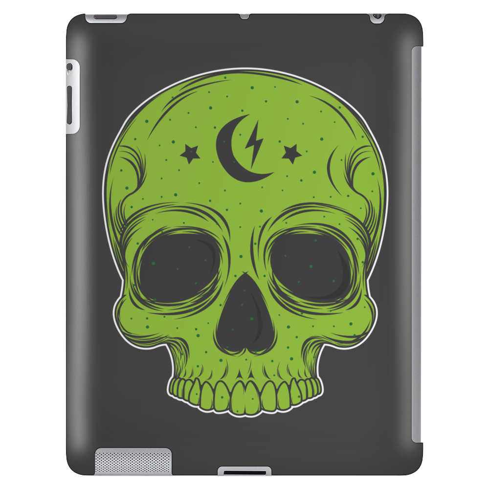 Green Hellion Skull Tablet