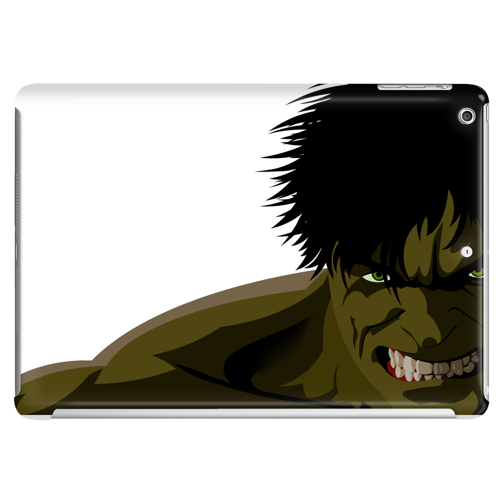 Green Hero Tablet (horizontal)