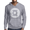 Green Lantern Blue Lantern Flash Symbol Mens Hoodie