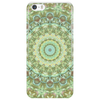 Green Mandala Phone Case