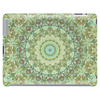 Green Mandala Tablet (horizontal)