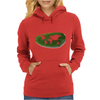 green world Womens Hoodie