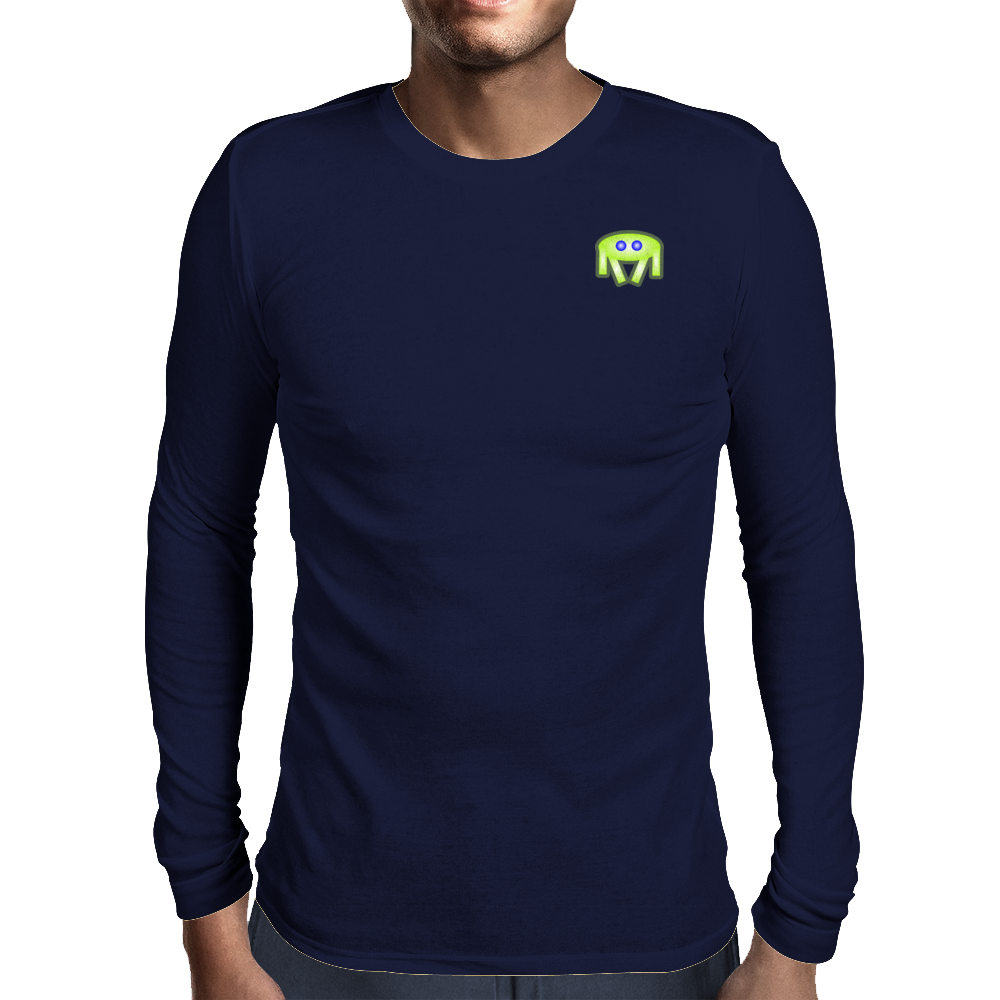 Greeny Mens Long Sleeve T-Shirt