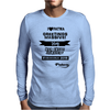 Greetings Massive Mens Long Sleeve T-Shirt