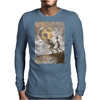 Grey Aliens Poster Mens Long Sleeve T-Shirt