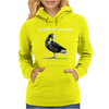 Grey Goose Vodka Blame It On Funny Alcohol Womens Hoodie