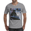 Grey Marl Star Wars Rollercoa Mens T-Shirt