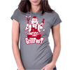Gril lFest Bbq Womens Fitted T-Shirt