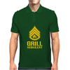 Grill Sergeant Military Mens Polo