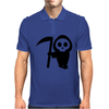 Grim Reaper Mens Polo