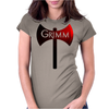 Grimm Womens Fitted T-Shirt