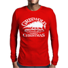 Griswold Family Christmas Mens Long Sleeve T-Shirt