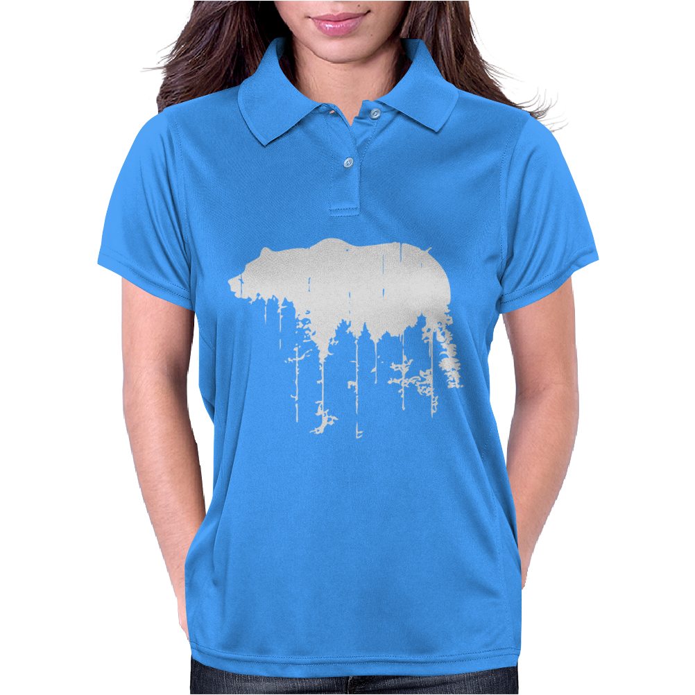 Grizzly Bear Womens Polo