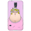 Grndma has her curlers in pink phone and tablet case Phone Case
