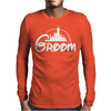 Groom Disney Mens Long Sleeve T-Shirt