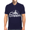 Groom Disney Mens Polo