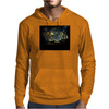 groot Starry night abstrac Mens Hoodie