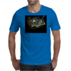 groot Starry night abstrac Mens T-Shirt