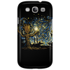 groot Starry night abstrac Phone Case