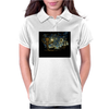 groot Starry night abstrac Womens Polo