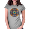 Groovy Baby Womens Fitted T-Shirt