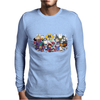 group Mens Long Sleeve T-Shirt