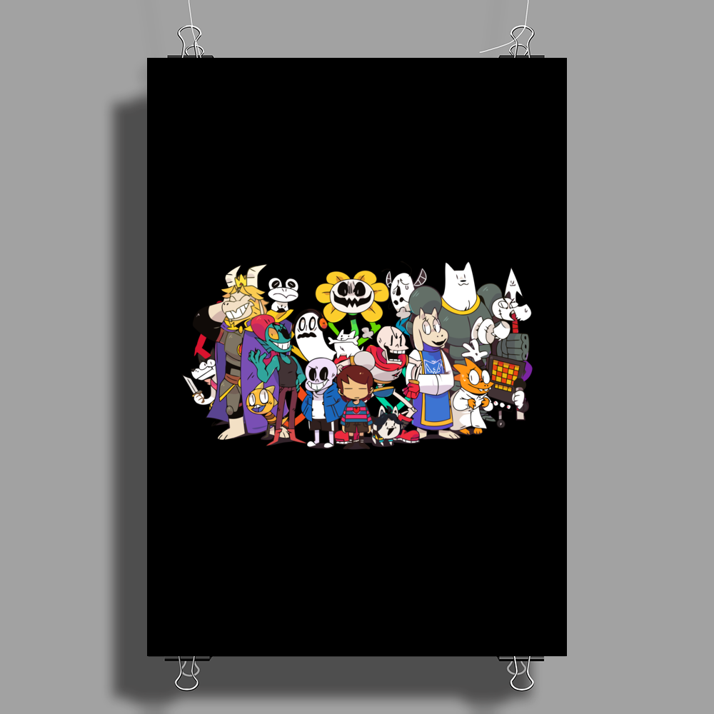group Poster Print (Portrait)