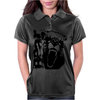 Growley Bear Womens Polo