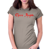 Grr Arghh Joss Whedon Buffy Womens Fitted T-Shirt