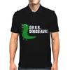 Grrr Mr Dinosaur Mens Polo