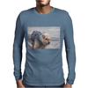 Grump Dog Mens Long Sleeve T-Shirt