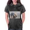Grump Dog Womens Polo