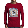 Grumpy bear Mens Long Sleeve T-Shirt
