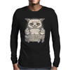 Grumpy Cat Mens Long Sleeve T-Shirt