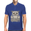 Grumpy Cat Mens Polo