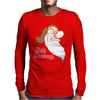 Grumpy Disney Christmas Mens Long Sleeve T-Shirt