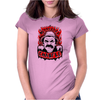grumpy Womens Fitted T-Shirt