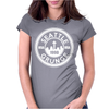 Grunge Seattle 1990 Womens Fitted T-Shirt