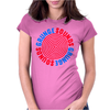 Grunge Sounds Womens Fitted T-Shirt