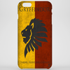 Gryffindor Game of Thrones Banner Phone Case