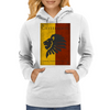 Gryffindor Game of Thrones Banner Womens Hoodie