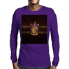 Gryffindor Knitted Mens Long Sleeve T-Shirt