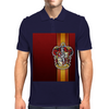 Gryffindor Ribbon Mens Polo